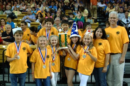 Howard Drive Elementary - 2nd Place Winners