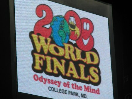 2008 World Finals Competition photos