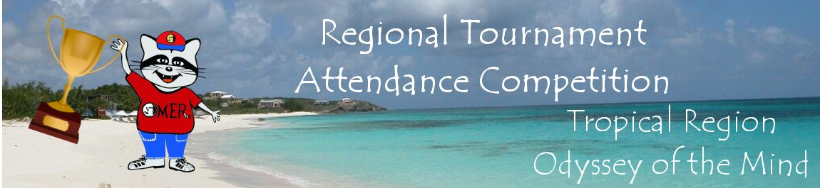Be Our Guest Tournament Attendance Competition