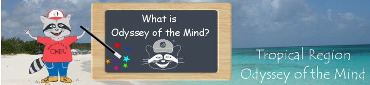 What is Odyssey of the Mind - header
