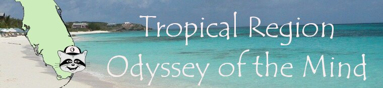 Tropical Region Odyssey of the Mind